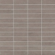 Mosa XXS 264MZVR grijsbruin mozaiek 30x30-0
