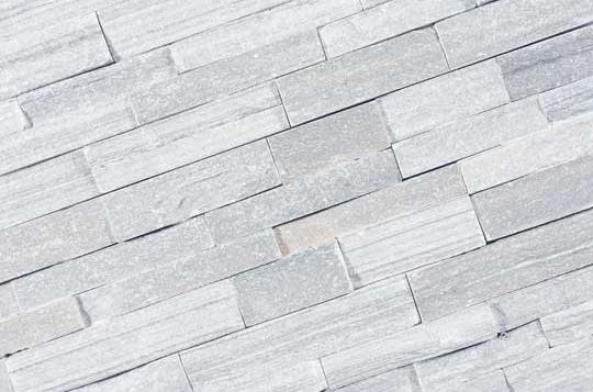 Stone Panels Snow White Marble 60x15-0