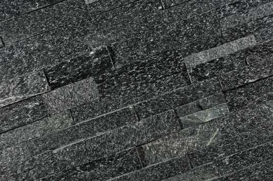 Stone Panels Black Quarzite 60x15-0