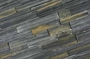 Stone Panels Black Slate 60x15-0