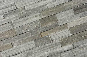 Stone Panels Grey Quarzite 60x15-0