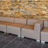Stone Panels Rusty Slate 60x15-5722