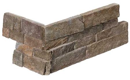 Stone Panels Rusty Quartzite Hoekstuk-0