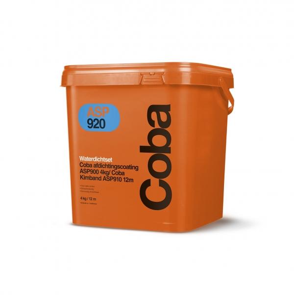 Coba ASP920 Waterdichtset 4kg/12m1-0