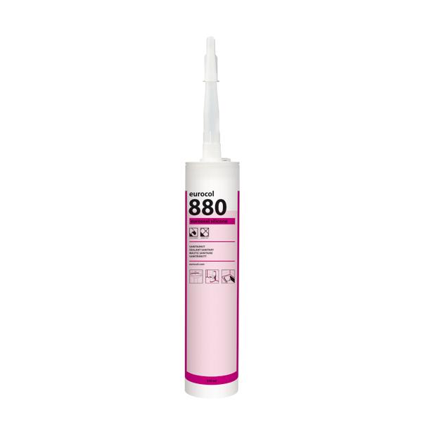 Eurocol 880 Euroseal siliconenkit 310ml grijs-0