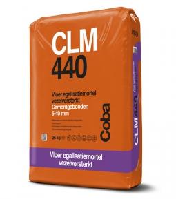 Coba CLM440 Egalisatiemortel 5-40mm 25kg-0